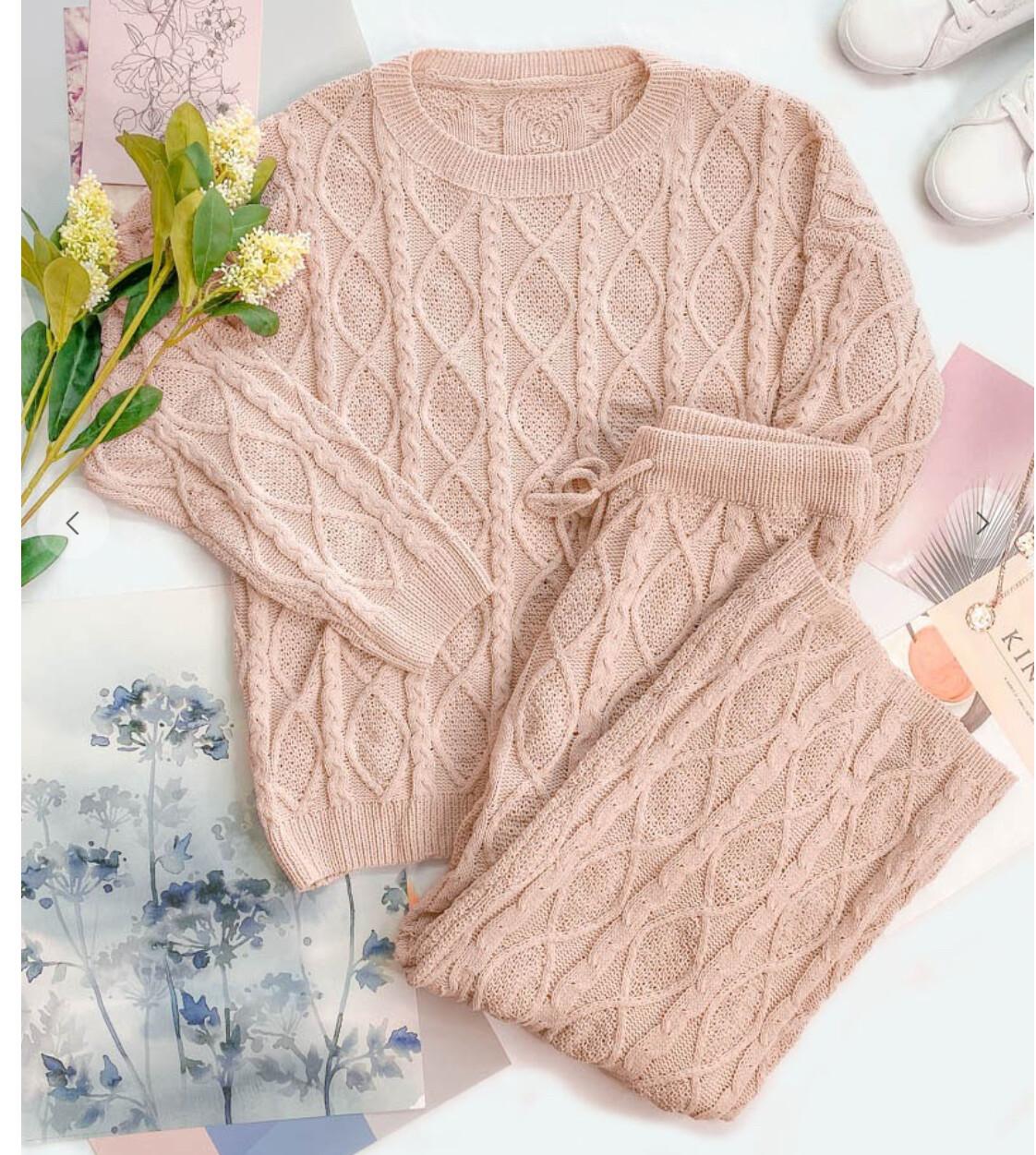 Maya Sweater PantSet