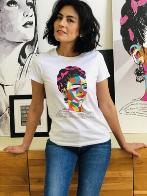 SINDY -Frida Tee-