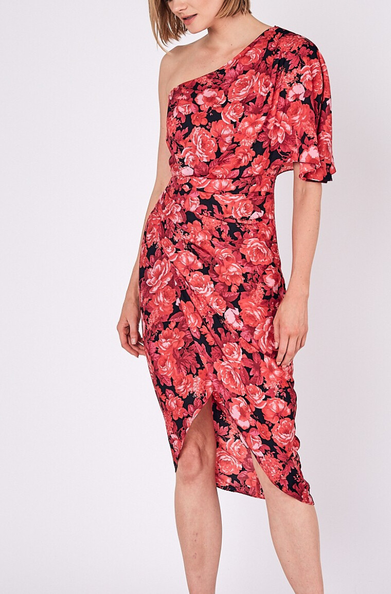 Nadia Floral Dress