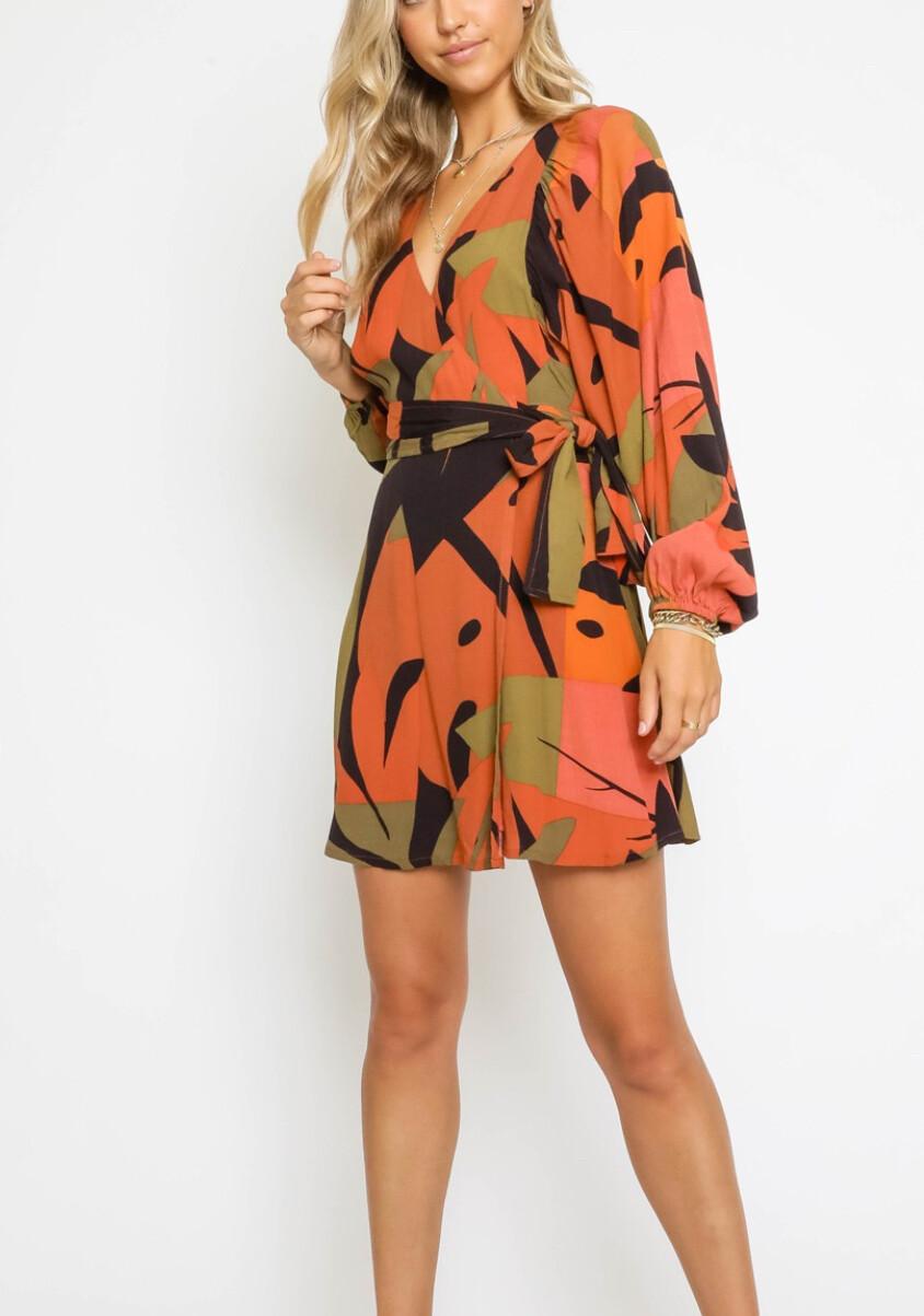 Anahi Dress