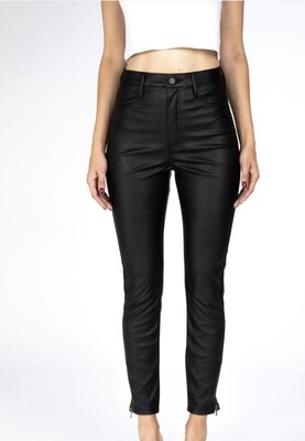 Gemma Vegan Leather Pants