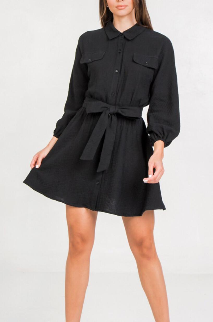Galilea Shirt Dress