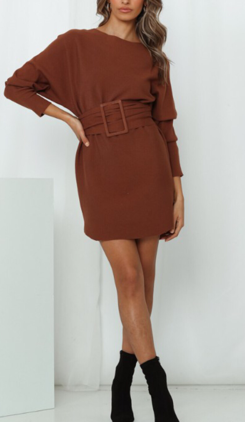 Allie Sweater Dress