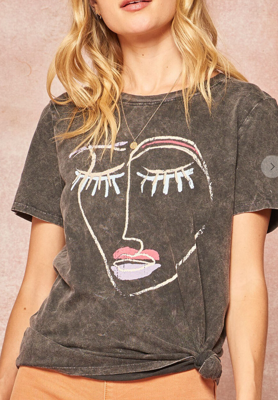 Face Time Tee