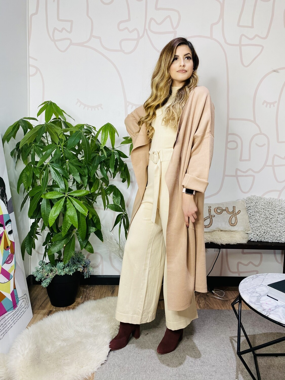 Elly Cardigan Coat