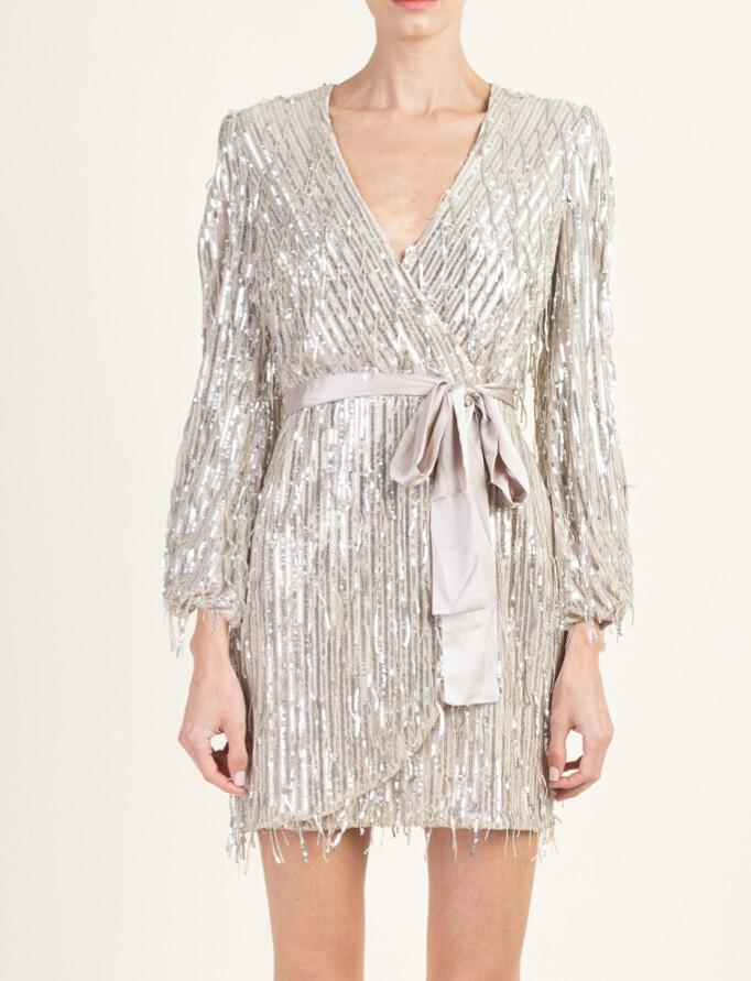 Jules Sequin Dress