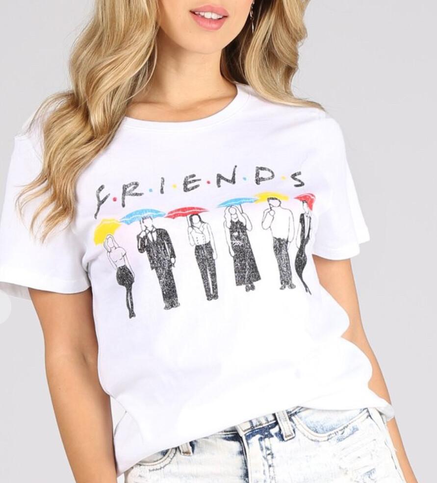 PP -FRIENDS Tee-