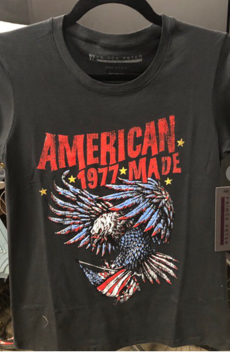 PP -American Made Tee-