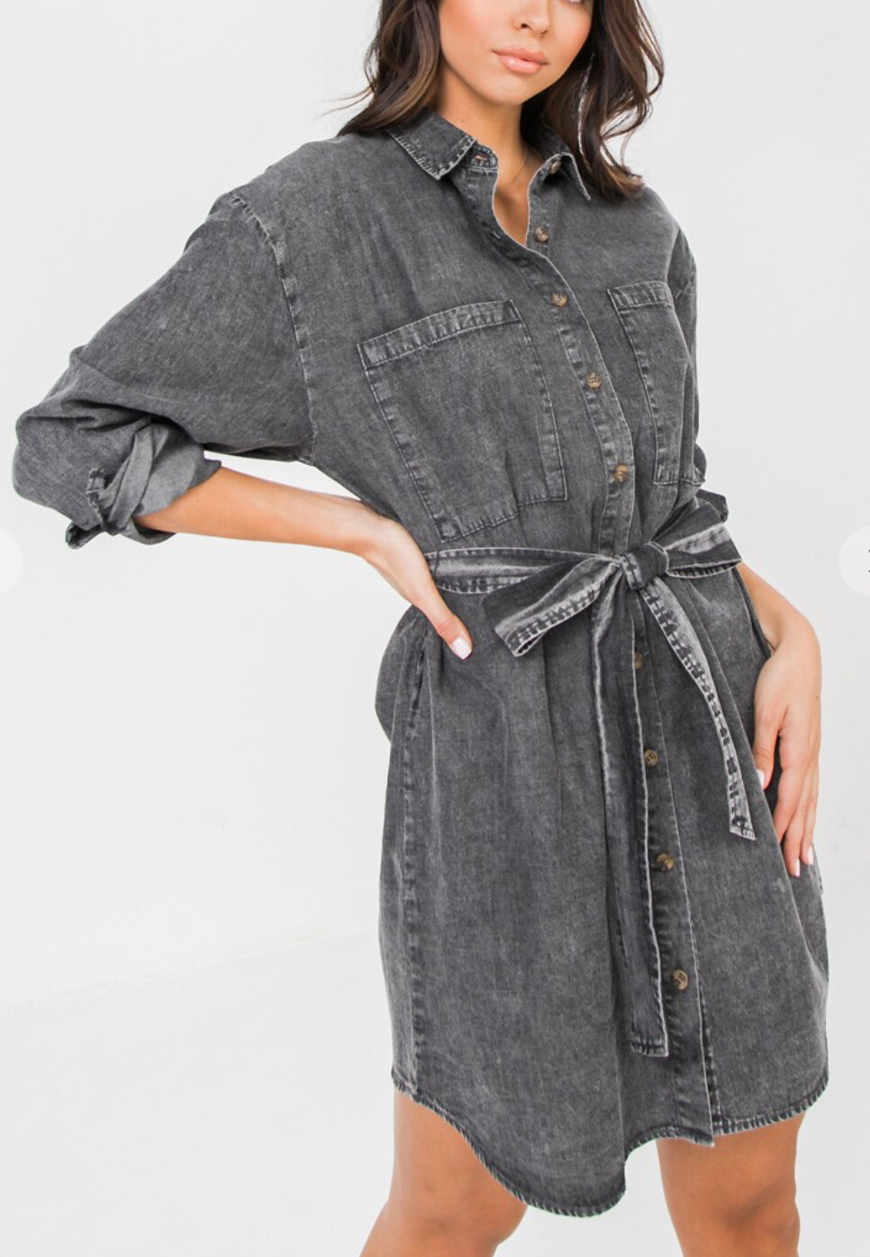 Gabriella Denim dress