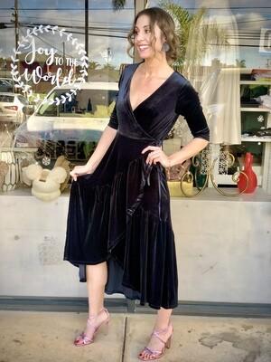 Velvet Luxe Dress