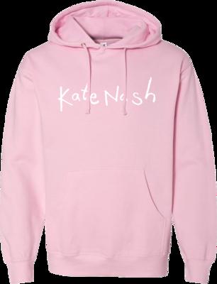Kate Nash - Pink Pull Over Hoodie