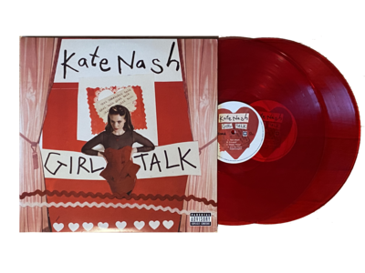 Girl Talk Double LP