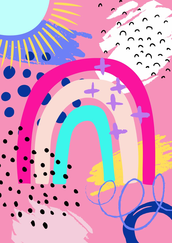 Wonderland Rainbow