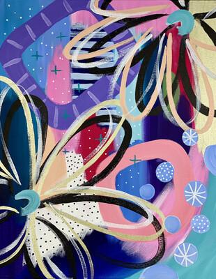 Original Art - 'Wonderland No.34'