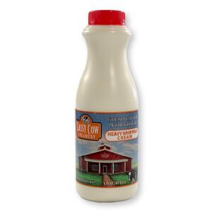 Heavy Cream (Pint) - Sassy Cow Creamery