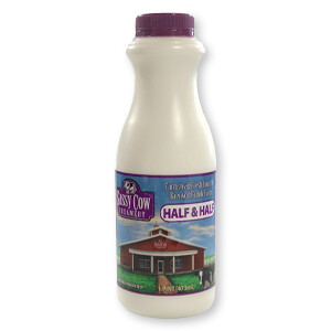 Half & Half - Sassy Cow Creamery