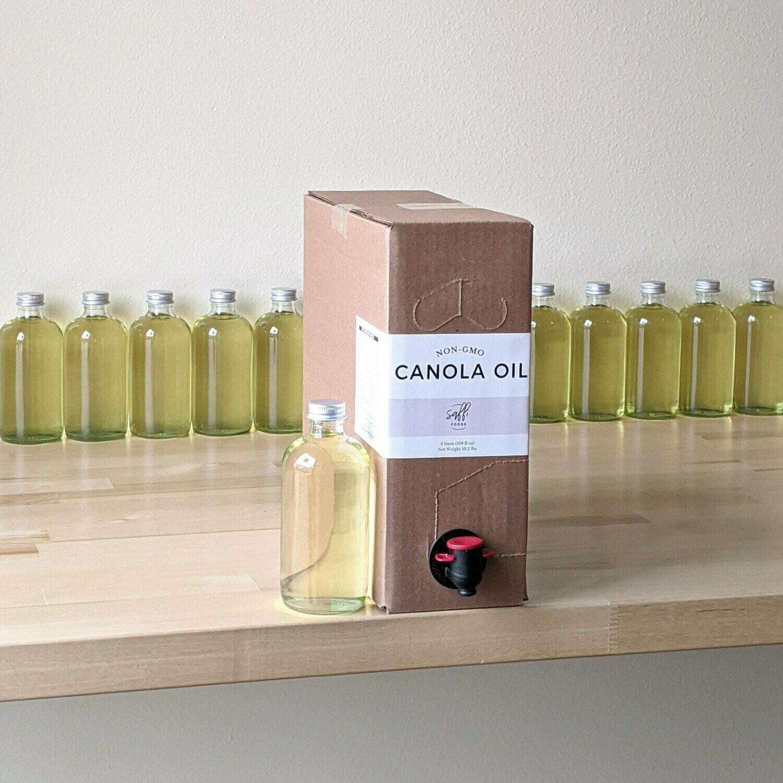 Canola Oil - Saffi Foods