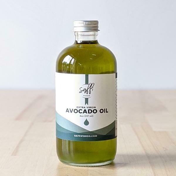 Avocado Oil (8oz) - Saffi Foods