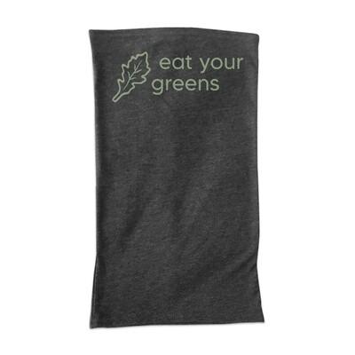 'Eat Your Greens' Neck Gaiter