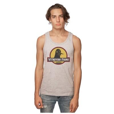 Jurassic Mary Tank Top