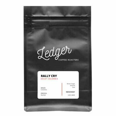 Rally Cry (Decaf) - Ledger Coffee Roasters