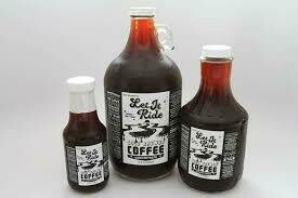 Cold Brew Coffee - Let It Ride