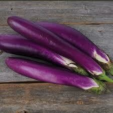 Eggplant (lb) - Vitruvian Farms