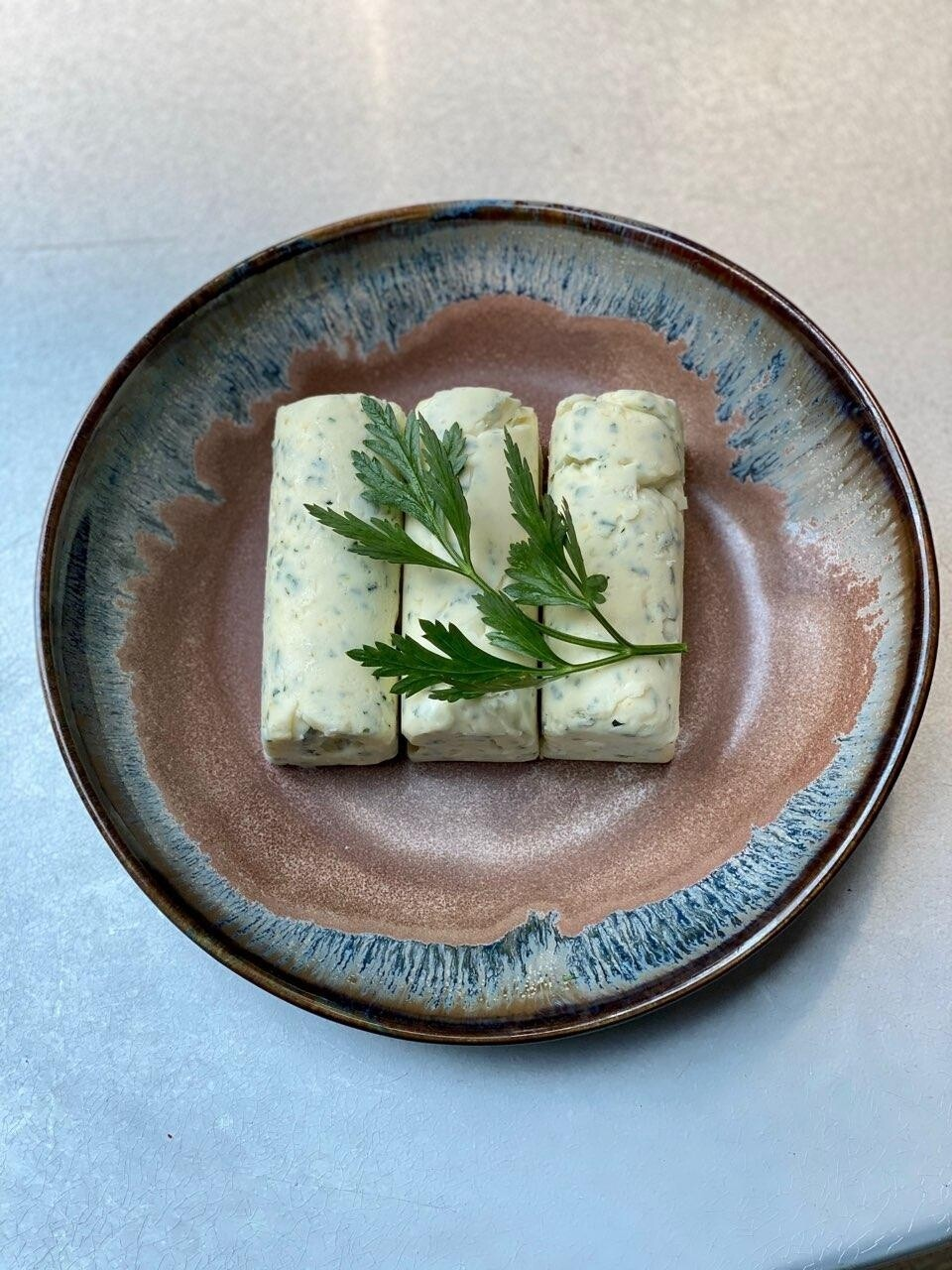 Heirloom Tomato Compound Butter - Cadre Madison