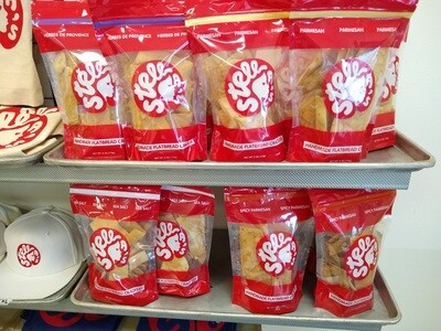 Flatbread Crackers - Stellas Bakery