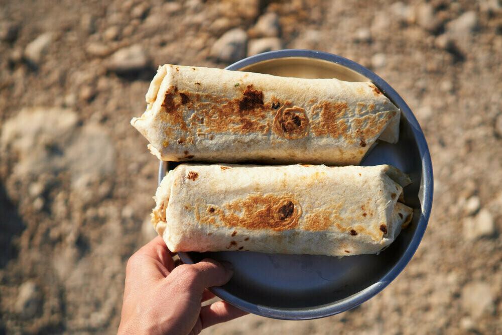 Burritos (2pk-Veggie) - Cadre Madison