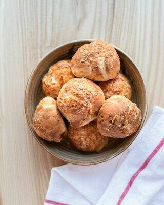Beer Cheese Rolls (Dough-4pk) - Pasture and Plenty