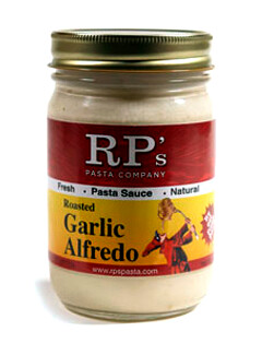 Garlic Alfredo Sauce - RP Pasta