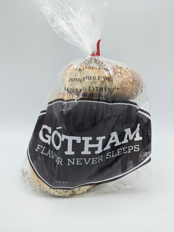 Bagels (4pk) - Gotham Bagels