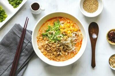 Vegetarian Spicy Miso Ramen Kit - Cadre Madison