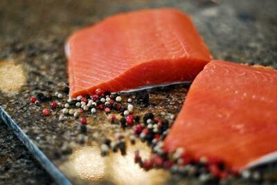 Sockeye Salmon - Bering Bounty