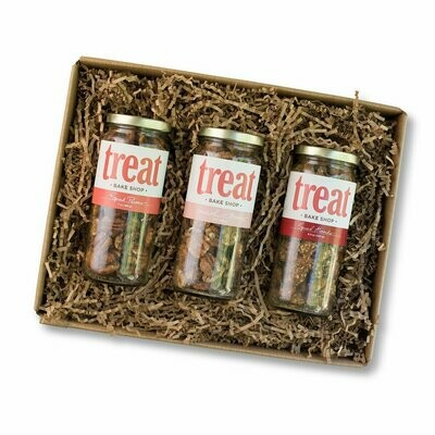 Flavored Nuts - Treat