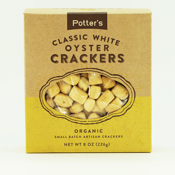 Oyster Crackers - Potter's Crackers