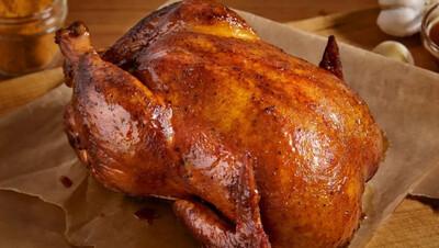Smoked Chicken - Seven Seeds Farm