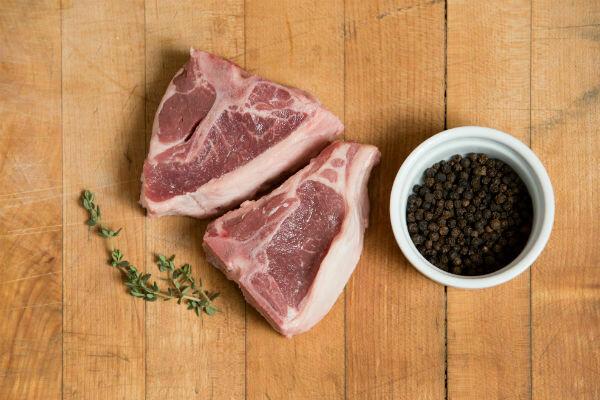 Lamb Loin Chops - Mapleton Mynd