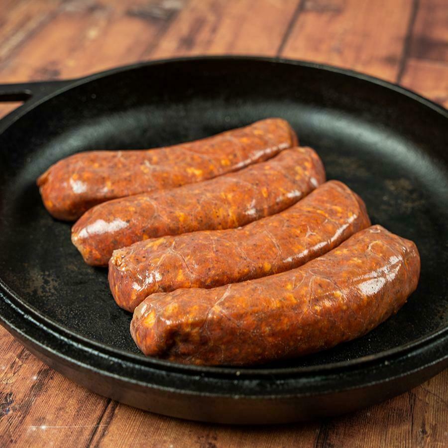 Chorizo Sausages- Willow Creek Farms