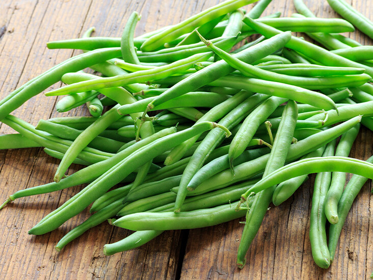 Green Beans (lb) - Vitruvian Farms