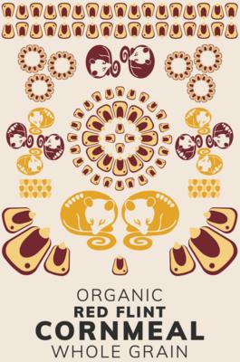 Red Cornmeal - Meadowlark Organics