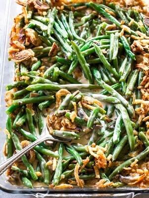 Green Bean Casserole - Pasture and Plenty