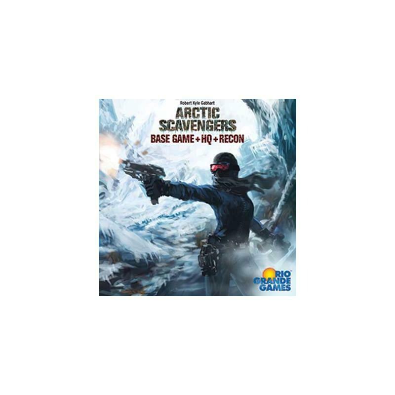 Arctic Scavengers Base Game HQ Recon