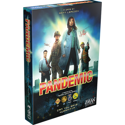Pandemic Base Game