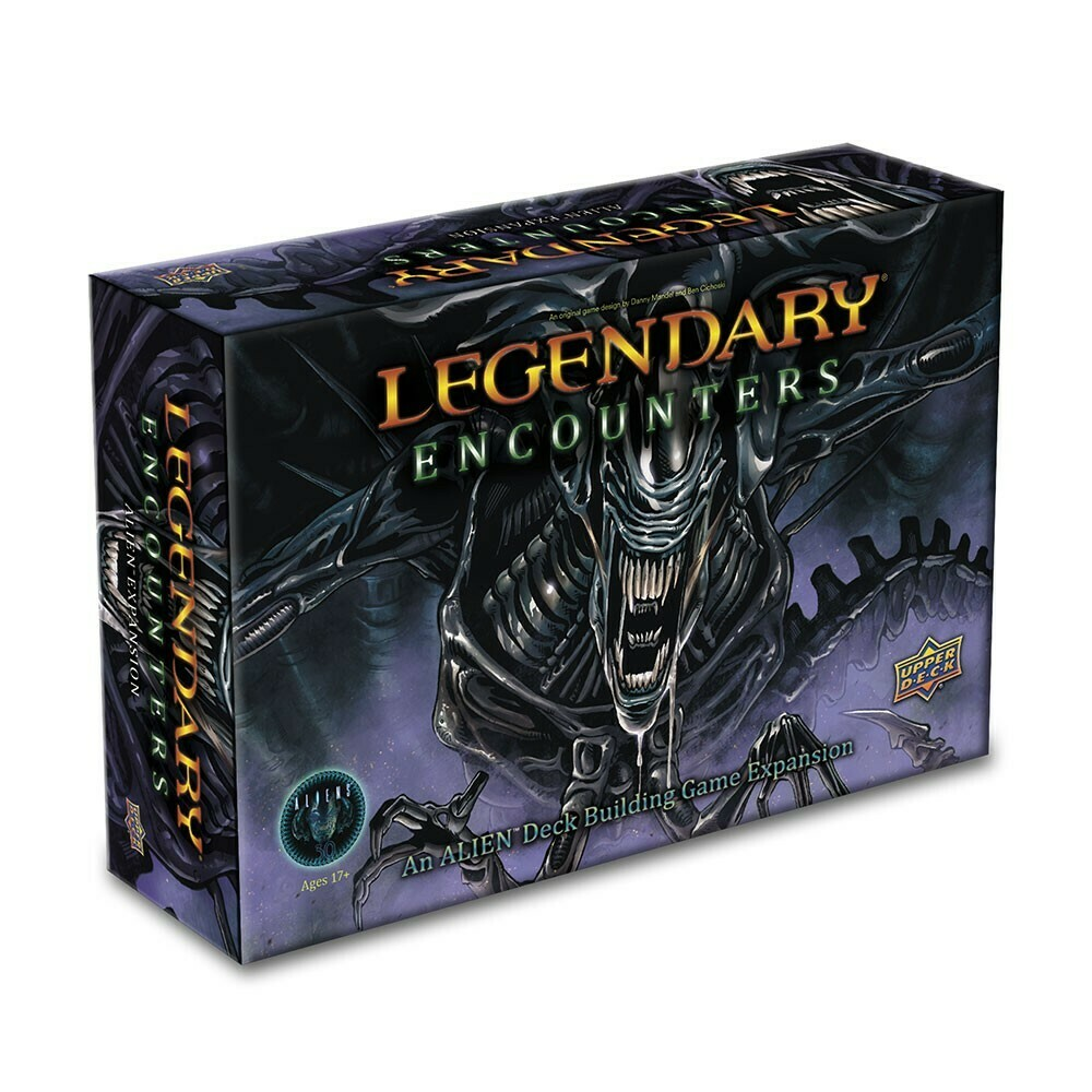 Legendary Encounters Alien Expansion