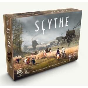 Scythe Base Game