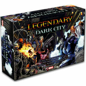Legendary Dark City 1