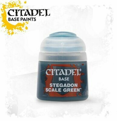 Citadel Base Stegadon Scale green
