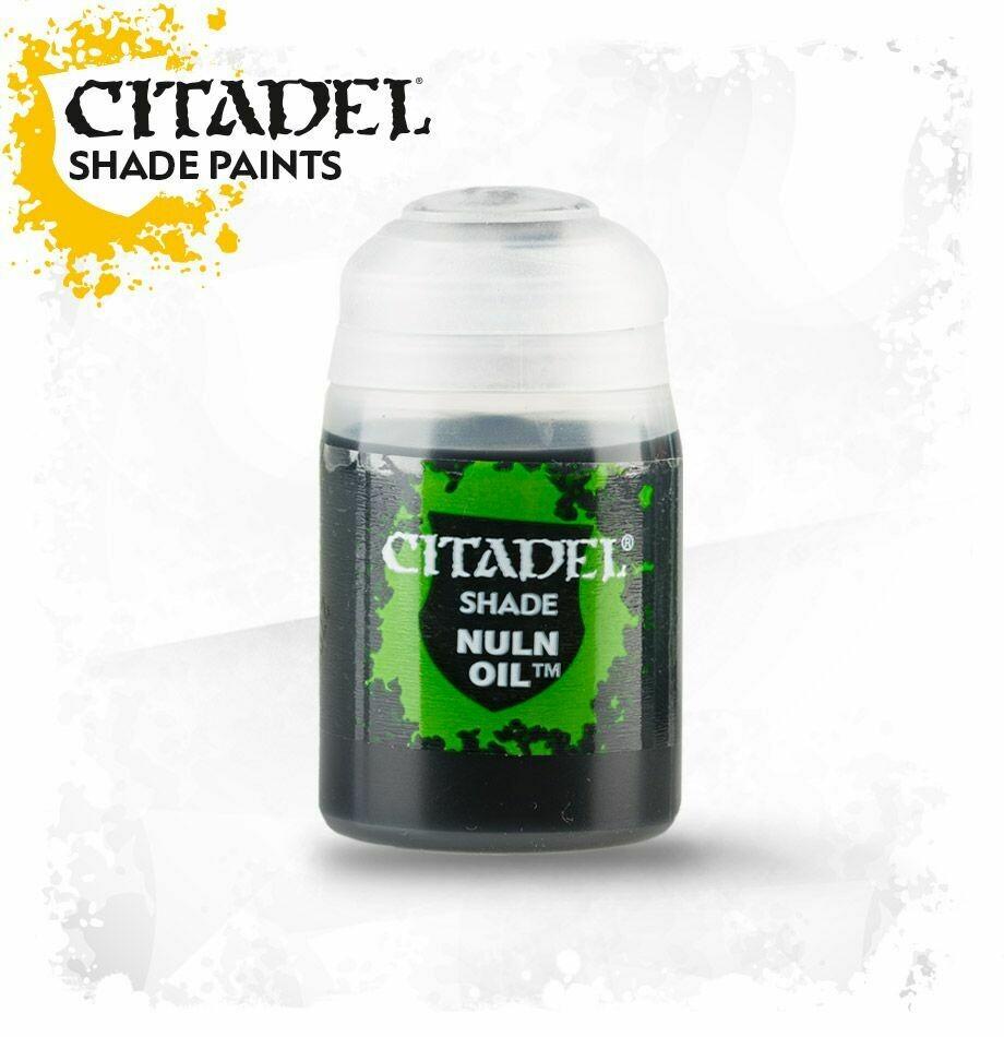 Citadel Shade Nuln Oil